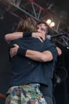 Gojira - Live at Bloodstock Open Air 2013 - Randy Blythe and Joe Duplantier